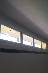 ventanas pequeñas pvc